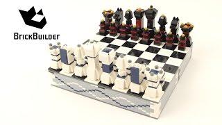 Lego Miscellaneous 40174 LEGO Chess - Lego Speed Build