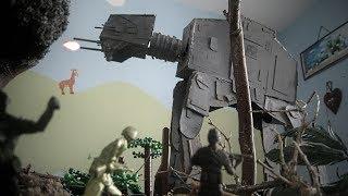 LEGO Star Wars Vs Army Men