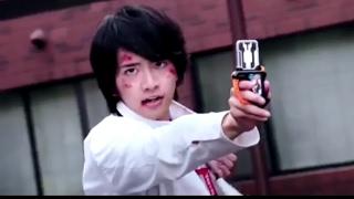 [MAD] kamen rider heisei generations Dr.Pacman vs ex-aid & ghost with legend rider-Kyouran Hey Kids