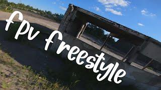 FPV Freestyle | Emax Hawk 5