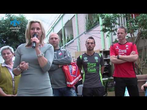 FC Utrecht bezoekt Maria Dommer