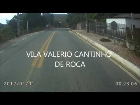 CHEGADA EM ALTO RIO NOVO