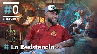 """Kiko Rivera a 'La Resistencia': """"Tinc un milió i mig al banc"""""""