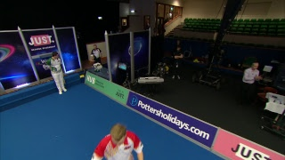 Just. 2019 World Indoor Bowls Championships: Day 16 Session 4