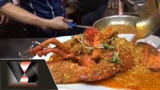[Live Stream] Vân Sơn giới thiệu hải sản tươi sống khổng lồ tại nhà hàng POP LOUNGE