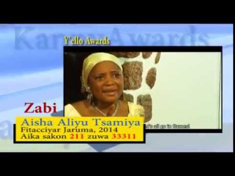 Best Actress | AISHA ALIYU TSAMIYA hausa