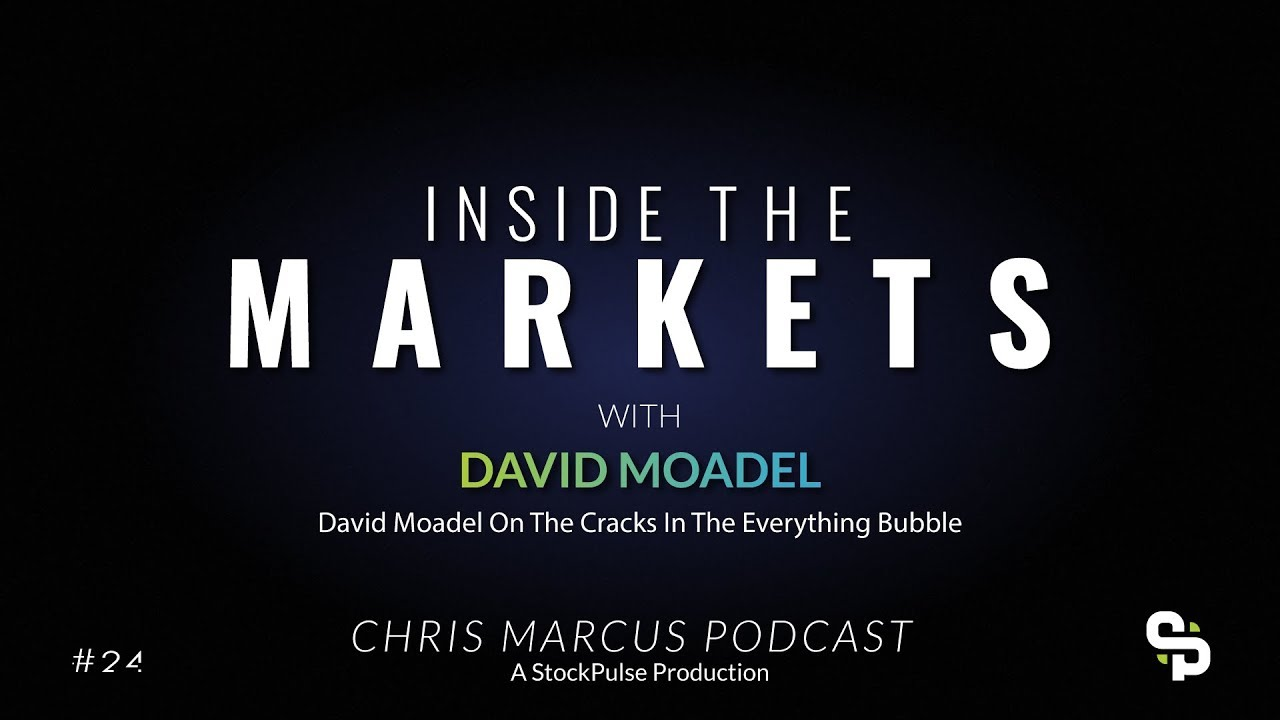 David Moadel On The Cracks In The Everything Bubble