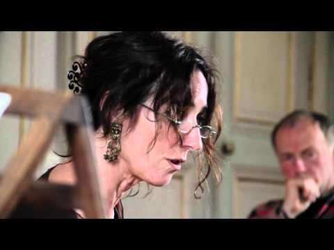 Vidéo de Patricia Cottron-Daubigné