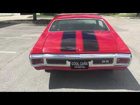 Video of 1970 Chevelle located in POMPANO BEACH Florida - $30,900.00 - PWFE