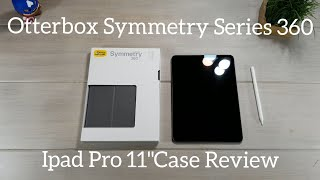 Otterbox Symmetry Series 360 iPad Pro 11-inch Case Review...