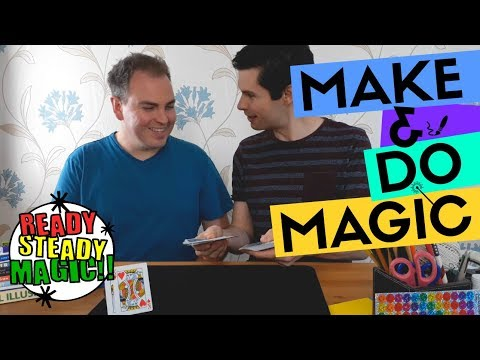 Royal Couples | Make & Do Magic | Ready Steady Magic