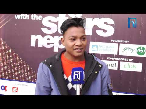 I'M REALLY SCARED FOR TODAYS ELIMINATION-LAURE SINGH,TEAM-JYOTILA || DANCING WITH THE STARS NEPAL ||
