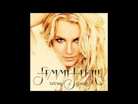 Britney Spears - Till the World Ends (Instrumental)