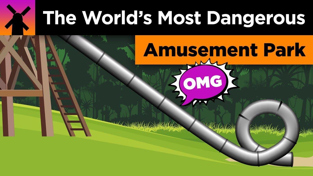 This Was the World's Most Dangerous Amusement Park thumbnail