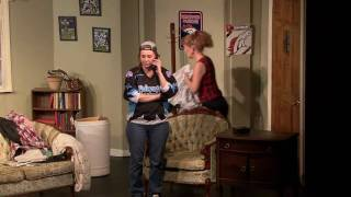 Harriston Theatre - The Odd Couple by Neil Simon. The Female Version