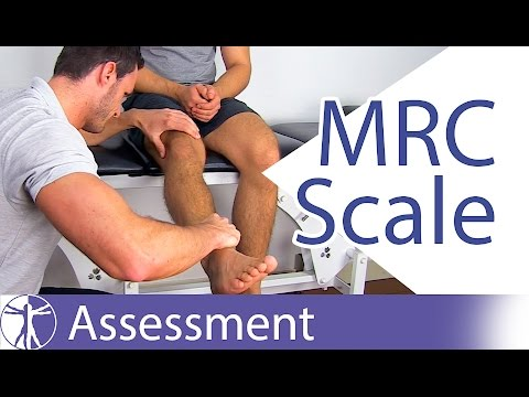 MRC Scale⎟Muscle Strength Grading