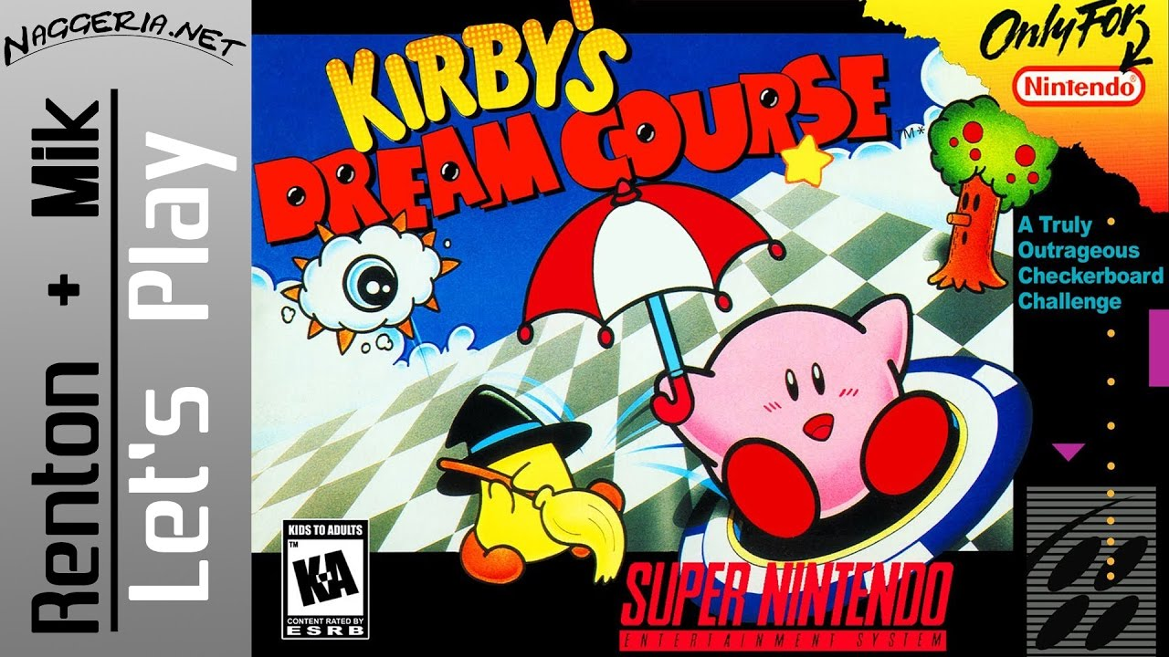 Let's Play: Kirby's Dream Course – Part 02 (SNES)