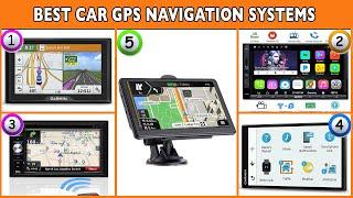 Best Car GPS Navigation Systems 2020 - Top Car GPS Reviews