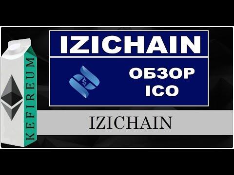 Обзор универсальной торговой площадки IZICHAIN – Часть 2