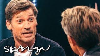 Game of Thrones' Nikolaj Coster-Waldau: –We no longer get scripts   SVT/NRK/Skavlan