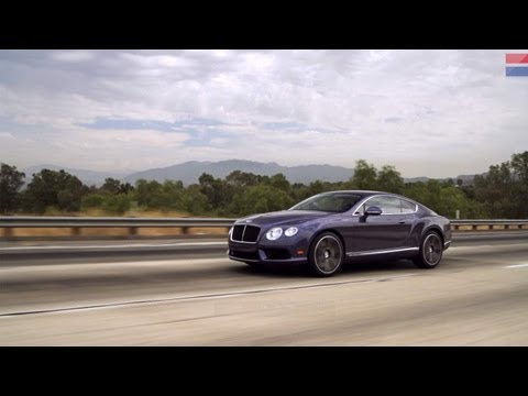 Hypermiling a Bentley Continental GT V8