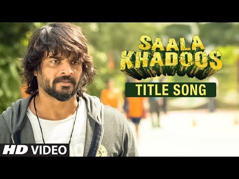 Saala Khadoos  R. Madhavan Ritika Singh