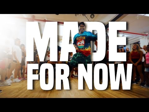 """Janet Jackson feat. Daddy Yankee - """"Made For Now"""" 