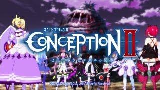 videó Conception II: Children of the Seven Stars