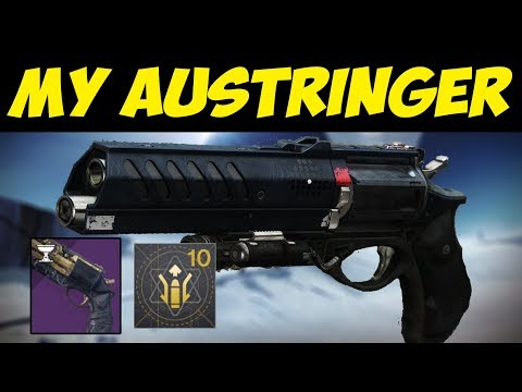 Destiny 2: MY PERFECT AUSTRIGER!!! | Austriger PVP Gameplay Review