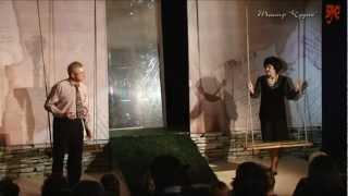 Прощание в июне спектакль театр кукол