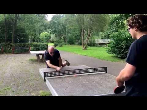 Tischtennis Regeln Ping Pong Ballwechsel Anleitung Table Tennis gameplay
