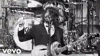 Foo Fighters - Arlandria (Live on Letterman)