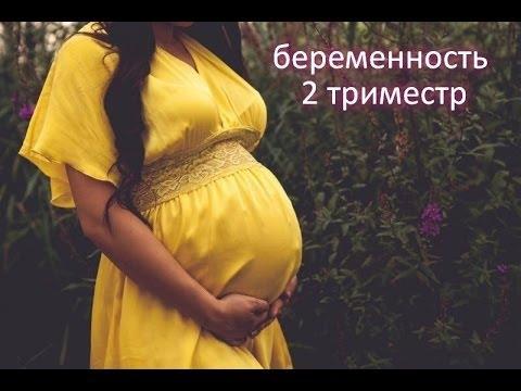 Второй триместр беременности. Выпадение волос, витамины, бессонница.