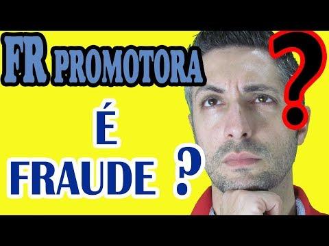 → fr promotora é fraude【você precisa ver esse video】