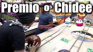 KISHIN: $500 PESOS EN JUEGOS DE FERIA!!!! - ChideeTv