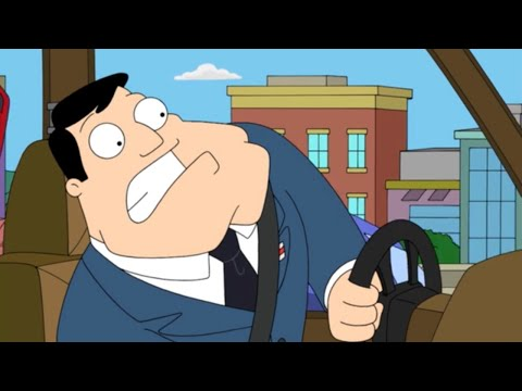 American Dad! Intro but the Car Crash is Worse than We Thought