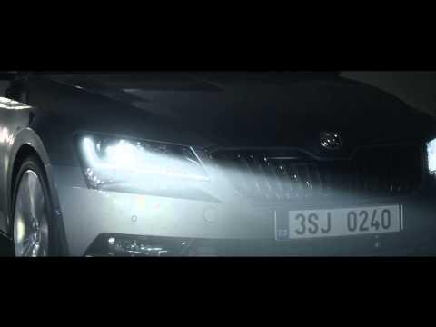 Skoda  Superb Лифтбек класса D - рекламное видео 4