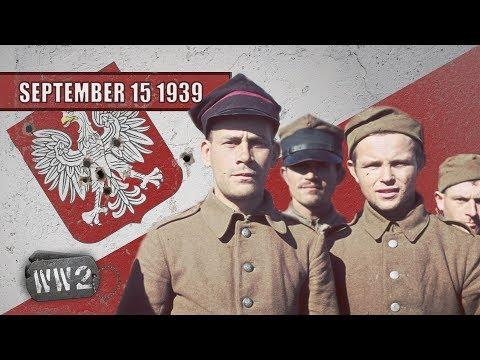 Polsko je na to samo - Druhá světová válka