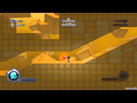 Sonic Colors Walkthrough - Part 23 - Game Land : Sonic Simulator