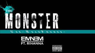 |R| 2D   Audio | MONSTER | Mental Disorder | Eminem | Rihanna | Use HeadPhones |