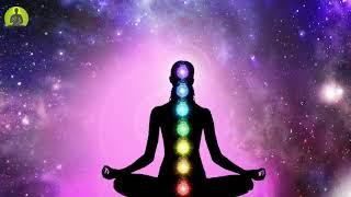 """Boost Your Aura"" Attract Positive Energy Meditation Music, 7 Chakra Balancing & Healing"