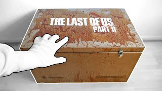 """Unboxing The Last of Us Part II press kit edition (limited to 200 copies). Thanks to Sony for sending this free package for unboxing! PS4 Pro The Last of Us Part II console https://youtu.be/3HKooXEN53c The Last of Us Part II Collector's Edition https://youtu.be/Bb-B2uwIbBg The Last of Us Joel and Ellie Edition https://youtu.be/zlaIuE5POwI PS3 Super Slim The Last of Us console https://youtu.be/F2H23A1BzfI Days Gone """"Toolbox"""" press kit https://youtu.be/Rga58a97sTY All unboxing videos https://www.youtube.com/playlist?list=PLo2sxVnbrTqCxdu55pSRUEQhplewUYE7T  Giveaway contest https://twitter.com/TheRelaxingEnd/status/1276197143116746754  Click to Subscribe!  http://tinyurl.com/klfpd64 Join! https://www.youtube.com/c/TheRelaxingEnd/join TheRelaxingEnd Merch http://relaxingend.com  Second Channel: http://www.youtube.com/VeryRelaxing Twitter: https://twitter.com/TheRelaxingEnd Instagram: https://www.instagram.com/mrelaxing Livestream: https://www.twitch.tv/therelaxingend Facebook: https://www.facebook.com/TheRelaxingEnd  #TheLastofUsPartII #TheRelaxingEnd #Unboxing"""
