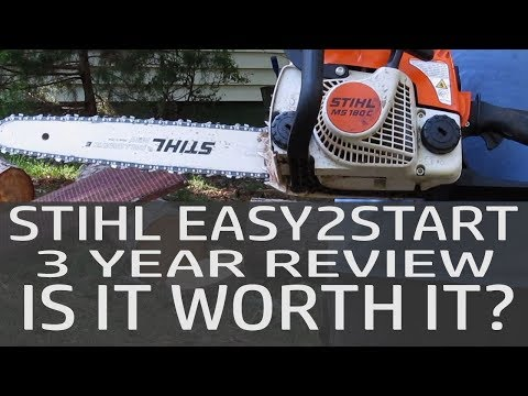 Best Homeowner Chainsaw? — 3 Year Review