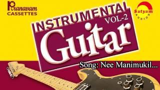 Nee Manimukil - Instrumental Vol 2