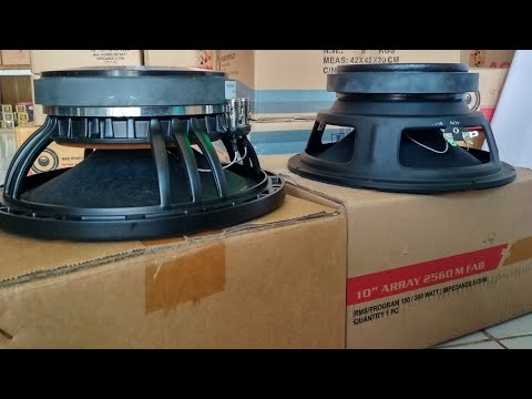 Harga speaker acr 10 inch