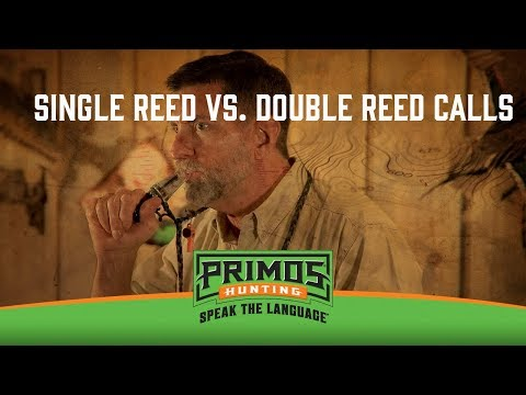 Single Reed Calls VS. Double Reed Calls video thumbnail