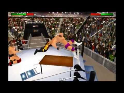 Steam Community :: Wrestling Revolution 3D