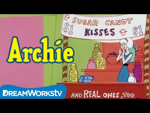 """""""Sugar, Sugar"""" by The Archies [Official Music Video]   THE ARCHIE SHOW"""