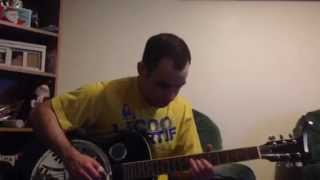 """The Auld Triangle """"Acoustic Guitar"""" Cover"""