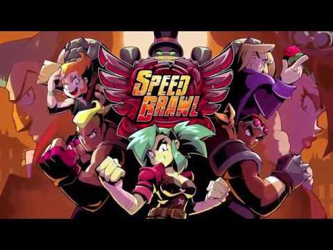 Speed Brawl : JP Launch Trailer